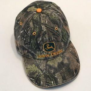 John Deere Camouflage Hat/Cap